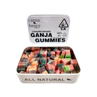 Buy Ganja Gummies 500MG THC USA
