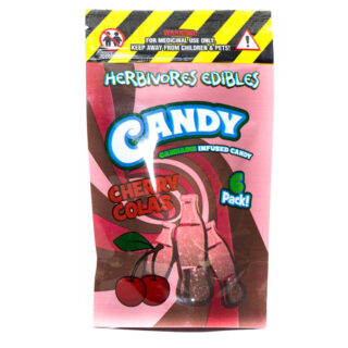 Buy Herbivores Edibles Cherry Colas