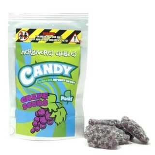 Buy Herbivores Edibles Grape Sours