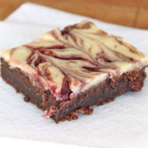 Raspberry Cheesecake Brownie 100mg