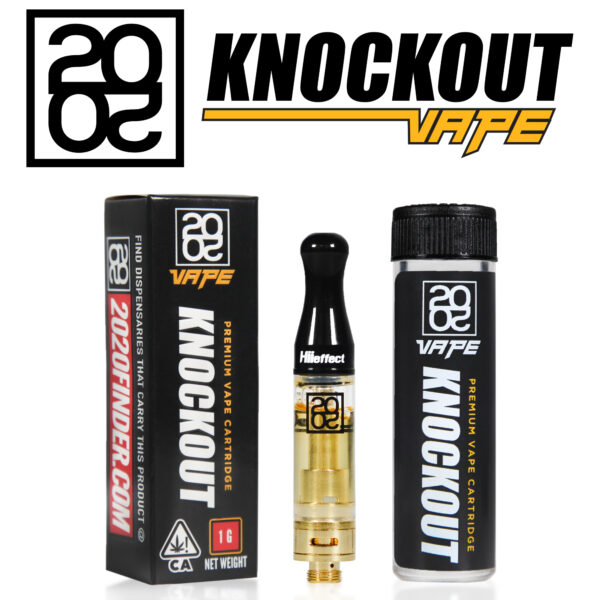 2020 Knockout Vape Cartridges