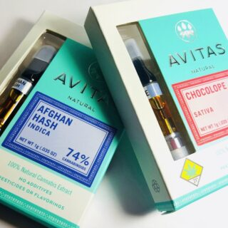 Avitas Pre-filled CO2 Cartridge