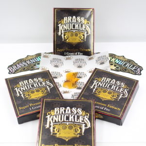 Buy Brass Knuckles Shatter