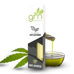 GRN CBD Vape Cartridges UK