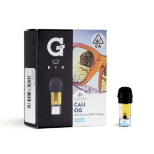 Caliva G Pen Gio Cartridges