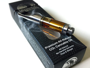 Cobra Extracts CO2 Cartridges