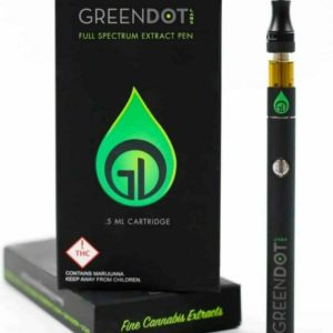Green Dot Labs Cartridges