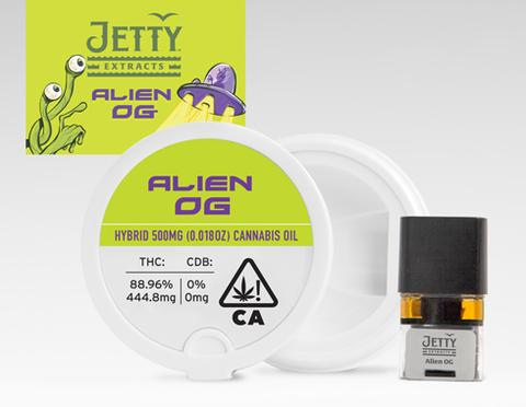 Jetty Extracts Pax Era Pods
