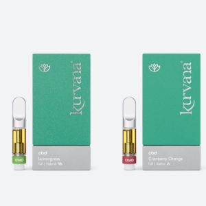 Kurvana CBD Oil Cartridges