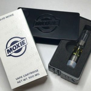 Moxie THC Vape Cartridges