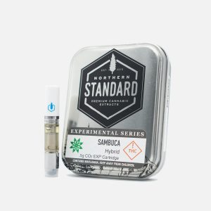 Northern Standard CO2 Distillate Cartridges