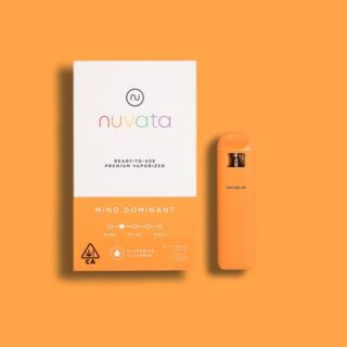 Nuvata Disposable Vape Pen UK