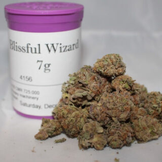 Blissful Wizard Weed Strain