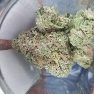 Mac Daddy Marijuana Strain